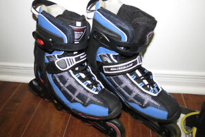 Patins Rollerblade Xtra Pro femmes size 10, hommes size 8,5-9