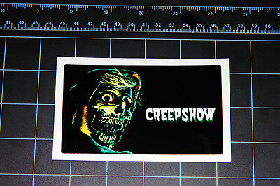 CREEPSHOW skull reaper movie logo vinyl decal sticker halloween comic horror 80s](Halloween Movie Logo)