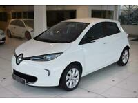 2015 Renault Zoe 22kWh Dynamique Nav Auto 5dr (Battery Lease) Hatchback Electric
