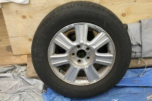 Michelin All Season 215/60R16   TIRES + RIMS