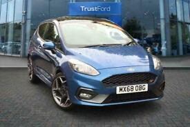 image for 2018 Ford Fiesta 1.5 EcoBoost ST-3 [Performance Pack] 3dr **With Heated Half Lea