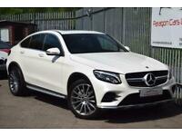 2018 Mercedes-Benz GLC CLASS 2.0 GLC250 AMG Line (Premium) G-Tronic+ 4MATIC (s/s