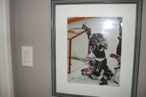Gretzky   Gretzky   Gretzky ....Will sell items separately London Ontario image 1