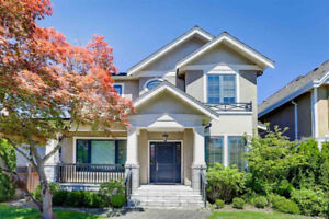 Very Rare, Beautiful New House in Arbutus Van West for rent!