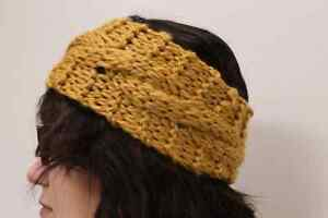 SELLING HAND KNITTED HEADBANDS St. John's Newfoundland image 3