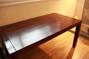 Harvest Dining Room Table