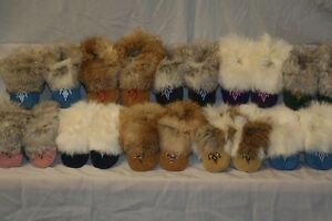 MOCCASINS & MUKLUKS FOR SALE Strathcona County Edmonton Area image 3