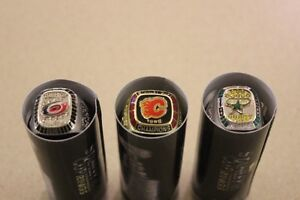 NHL  STANLEY CUP RINGS  3 FOR ONLY $20.00