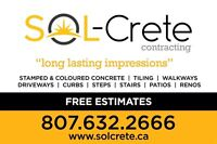 Do you need work done, give us a call. Quotes are always free...