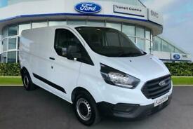 2020 Ford Transit Custom 2.0 EcoBlue 105ps Low Roof Leader Van Panel Van Diesel
