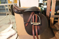"17"" English Saddle For Sale"