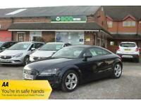 2008 Audi TT TFSI - Reasons to buy - Eye-catching looks, Good to drive with a pu