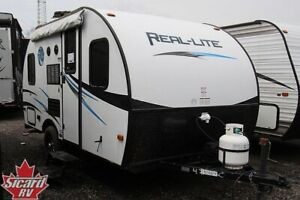 Palomino Real Lite | Buy Travel Trailers & Campers Locally in