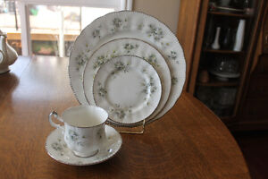 VINTAGE / ANTIQUE PARAGON ''FIRST LOVE''  BONE CHINA  $ 900.00