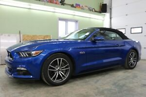 2017 Ford Mustang GT Premium Convertible - 5.0L V8