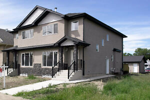 OPEN HOUSE 2-4 pm. Gr8 investment, basement suite potential.