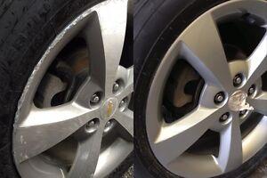 Alloy Rim Repair