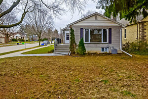 NEW LISTIING!!!  Charming Bungalow in desirable Wortley Village