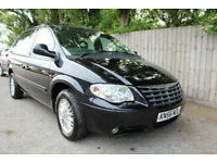 2006 56 Chrysler Voyager 2.8CRD auto LX 7 Seats FULL LEATHER 32.8 mpg P/X