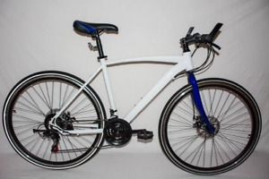 ❗ SALE ❗ Hybrid Road Bike Commuter with Dual Disc Brakes