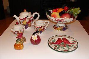 Vaisselles décorative
