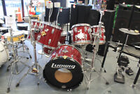 Ludwig Adult Complete Drum Kit Winnipeg Manitoba Preview