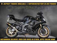 2010 60 KAWASAKI ZX-10R FAF 1000CC 0% DEPOSIT FINANCE AVAILABLE