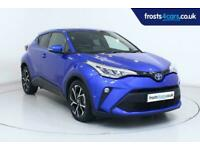 2020 Toyota C-HR 5dr 1.8i Hybrid Design CVT Automatic Sat Nav Dual A/C Rear Park