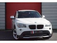 2012 12 BMW X1 2.0 SDRIVE18D SE 5D 141 BHP DIESEL