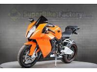 2011 11 KTM RC8