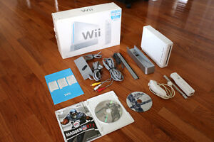 Nintendo Wii + Wii Mote + Smash Bros + Optional Homebrew + More!