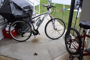 2 Schwinn Bikes-Bike Stand-Bike Rack Carrier