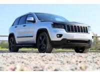 2012 Jeep Grand Cherokee 3.0 CRD Limited 5dr Auto Seeker edition 5k style spe...