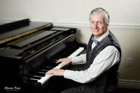 Jazz, Blues, Ragtime, Stride Piano Lessons