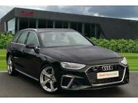 2019 Audi A4 Avant S line 45 TFSI quattro 245 PS S tronic Semi Auto Estate Petro