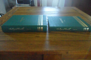 Howick township 1856-1995 volumes I and II