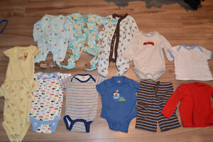 Baby boys clothes 0-3 months brand name