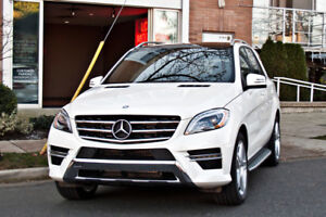 Mercedes Benz ML350 SUV-Crossover