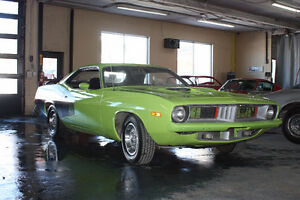 Barracuda 1973 -383PC-