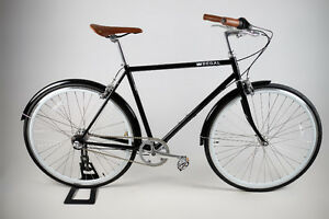 New 3 Speed City Bikes by Regal Bicycles - Free Shipping