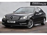 2011 Mercedes-Benz C Class 2.1 C250 CDI BlueEFFICIENCY Sport Edition 125