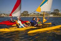 Hobie Tandem Island Kayak/Sail