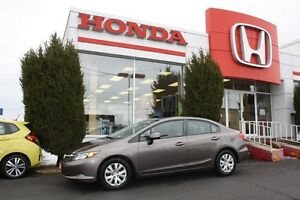 2012 Honda Civic LX 5AT