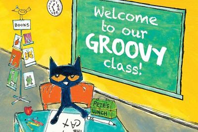 EP 63934 Pete the Cat Welcome to Class Postcards Classroom Decorations  - Pete The Cat Classroom Decorations