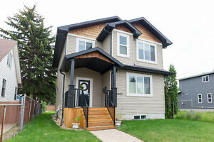 ONLY STEPS FROM MILL CREEK RAVINE!! 3000 sq ft FULLY FINISHED! Edmonton Edmonton Area image 1