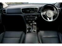 2019 Kia Sportage 1.6 CRDi ISG 4 5dr DCT Auto [AWD] SUV Diesel Automatic