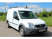 Ford Transit Connect 1.8TDCi ( 90PS )T230 LWB Diesel Van (2012) £5995+ VAT