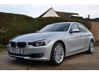 2013 BMW 3 SERIES 320I LUXURY AUTO SALOON PETROL