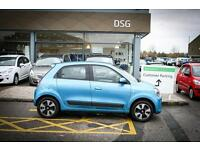 2015 15 RENAULT TWINGO 1.0 SCE Play 5dr in Blue