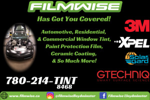 Window Tint, Paint Protection Film, Ceramic Coating, & More!